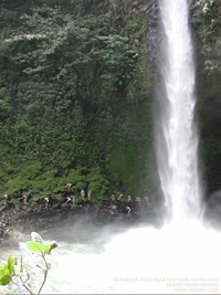 Costa Rica: Catarata Falls