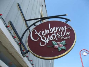 Cranberry Sweets - Bandon, Oregon